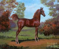 Bella Painting by Jeanne Newton Schoborg