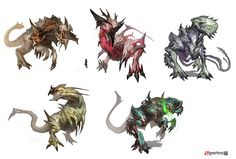creature concept art avatar - Google Search