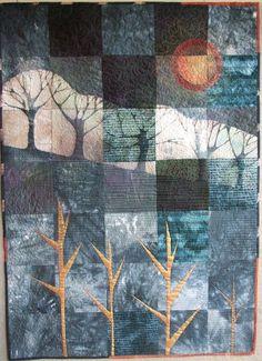 Linda Kemshall: Quilts.