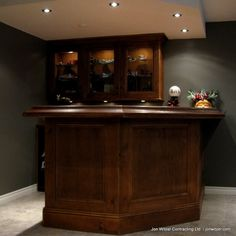 Home wet bar, bars for home, corner pub, basement inspiration, basement bar d Furniture Layout, Bar Furniture, Living Room Furniture, Home Wet Bar, Bars For Home, Basement Bar Designs, Basement Bars, Basement Ideas, Rustic Basement