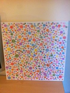 Buttons Canvas