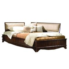 I pinned this Rhapsody Bed from the Work Wonders event at Joss and Main!