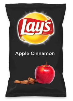 Wouldn't Apple Cinnamon be yummy as a chip? Lay's Do Us A Flavor is back, and the search is on for the yummiest flavor idea. Create a flavor, choose a chip and you could win $1 million! https://www.dousaflavor.com See Rules.