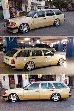 "19"" Carlsson MB W124 estate"