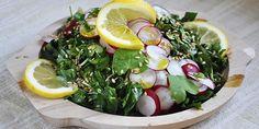 Spring Detox Salad | Salata detoxifianta de primavara