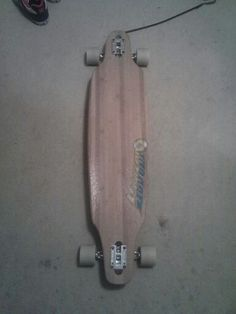 My new sector 9 long board :)