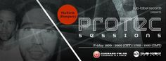 Every Friday on www.cuebase-fm.de/red 1800-2000 (CET) 1700-1900 (GMT)
