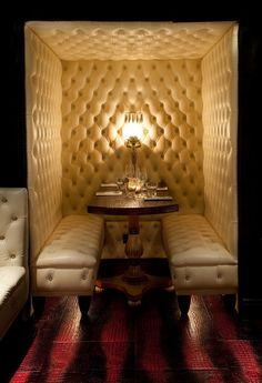 Luxury Home Bar Ideas Booth Seating, Bar Seating, Lounge Design, Bar Lounge, Lounge Ideas, Restaurant Seating, Restaurant Design, Bar Interior, Interior Design