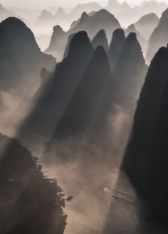 2016 National Geographic Travel Photographer of the Year | Through, Photo and caption by Kyon. J Guilin, Guangxi Zhuangzu Zizhiqu, China National Geographic