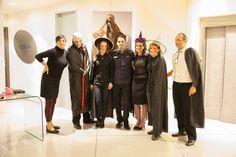 Tutto lo staff del Blu Suite è pronto per Halloween 2014...