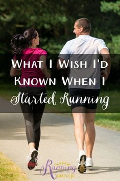 What I wish I'd known when I started running: the mistakes I made when I was a beginner, which might help you become a better runner, too. Running Plan, Get Running, How To Start Running, Running Workouts, Running Tips, How To Run Faster, Workout Abs, 5k Training Plan, Running Training
