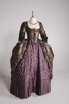 f194653aa4 Costume from The Duchess 18th Century Clothing
