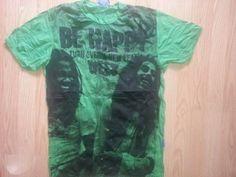 Bif Men T Shirt Jamaica Rasta Music Joint Ganja Hippie Peace Reggae M Rare Weed