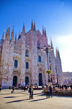 Milan, Piazza del Duomo 5 Duomo, Cathédrale