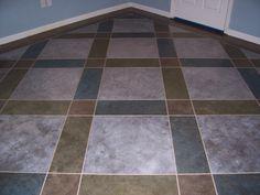 Faux Paint Technique For Concrete Floor - Painting - DIY Chatroom - DIY Home Improvement Forum