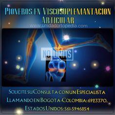 Opción de tratamiento no quirúrgico para la Artrosis o Osteoartritis en Bogotá www.unidadortopedia.com