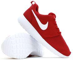 Nike rosherun red.