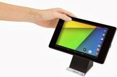 FH Official Dock y  Asus PW100 Wireless Charging Stand dos Estaciónes de carga  para el Nexus 7