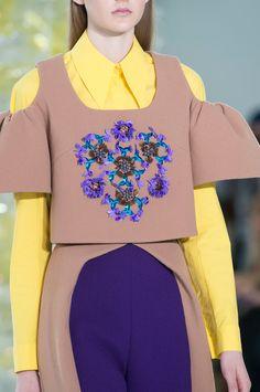 Delpozo Fall 2016 Ready-to-Wear Fashion Show