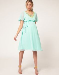 Attrayant Maternity Dresses For Wedding Guests