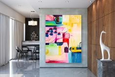 Items similar to Large Abstract Painting,Large Abstract Painting on Canvas,square painting,acrylic abstract,oil painting canvas on Etsy Oil Painting Abstract, Painting Canvas, Abstract Wall Art, Canvas Art, Extra Large Wall Art, Large Art, Oversized Wall Art, Texture Art, Wall Art Decor