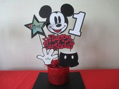 Centerpieces Mickey Mouse
