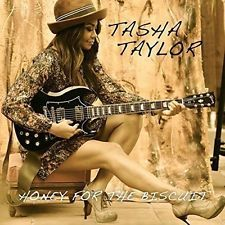 Honey For The Biscuit - Tasha Taylor 710347122524 (CD Used Very Good)