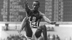 Beamon, protagonista de los Juegos Olímpicos de México 68. Información de elmundo.es #JJOO #deporte
