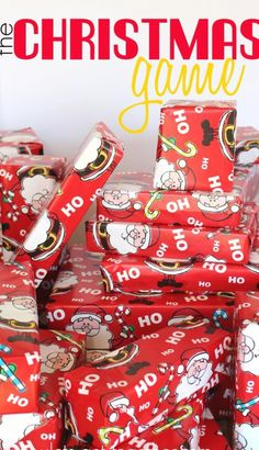 Christmas Games For Adults Holiday Parties, Diy Christmas Gifts For Family, Christmas Party Decorations, Christmas Countdown, Christmas Presents, Christmas Holidays, Holiday Ideas, Christmas Ideas, Parties Decorations