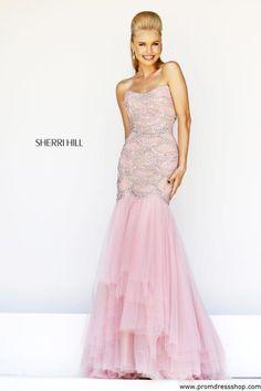 Sherri Hill Dress 11080 at Prom Dress Shop - Prom Dresses @ PromDressShop.com #prom #promdresses #prom2014 #dresses