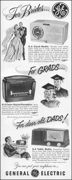 General Electric Radios