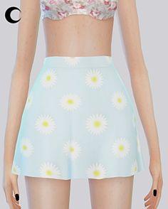 Kalewa-a: Patterned Skirt • Sims 4 Downloads Check more at…