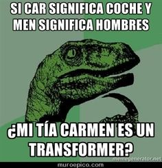 http://Papr.Club - Another cool link is LowCostCarTransport.com  #Chistes #Humor #Filosoraptor