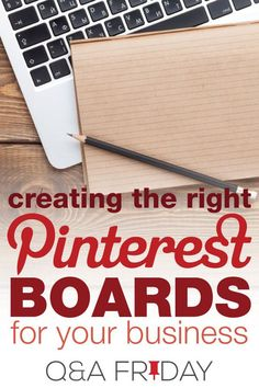 Creating the right Pinterest boards or your brand. It's all about knowing your audience and maximizing search. @simplepinmedia