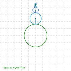 Fun math art (pictures) - benice equation: Spiroface