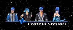 Fratelli Stellari: Japanese Text. 宇宙の星の兄弟たち 日本語のテキスト