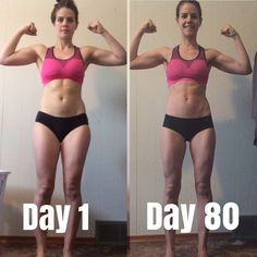 """I am not especially gifted, unique or """"lucky"""". Anyone can reach their goals and live a healthier lifestyle! The only difference between me… Fitspo, Amanda, Healthy Lifestyle, The Past, Goals, It Is Finished, Workout, Learning, Live"""