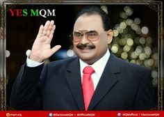 My brother.my great leader.altaf hussain bhai..