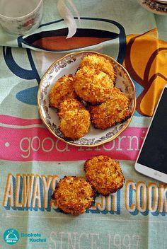 Bezglutenowe, jaglane kokosanki - 365 dni dookoła kuchni.