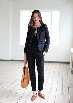 Sézane / Morgane Sézalory - Taly jacket #sezane #taly