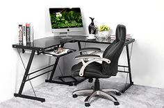 Merax Office Computer Desk L-shaped Corner Desk Drafting Table, Black with Black Glass Merax http://www.amazon.com/dp/B00TO10EOS/ref=cm_sw_r_pi_dp_xHePwb11NGDTN