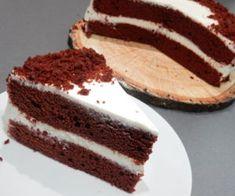 Red velvet cake Velvet Cake, Red Velvet, Tiramisu, Ethnic Recipes, Food, Self, Essen, Meals, Tiramisu Cake