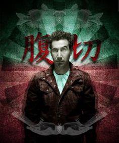 Serj Tankian   - System of a Down Frontsänger
