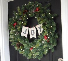 55---theidearoom Twig Crafts, New Crafts, Christmas Wreaths, Christmas Crafts, Christmas And New Year, Weaving, Diy, Home Decor, Barbershop