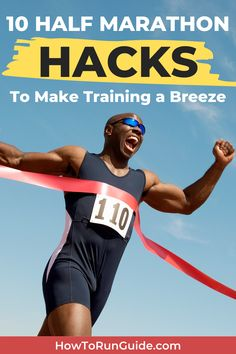 10 Half Marathon Hacks You Need to Know About