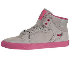 Supra Vaider High Top Skate Shoe – Women's « Shoe Adds for your Closet