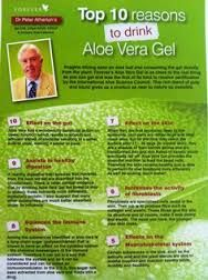 Just some of the reasons aloe gel is sooo good for you. For more info or how to buy, find me on Facebook https://www.facebook.com/pages/Bee-Forever/1672790146282529