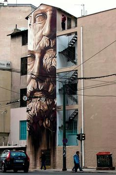 FANTASTICO - Street art