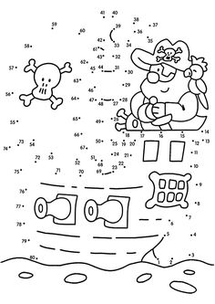 6 Connect the Dots Worksheets for Kids Pirate Dot to Dot coloring pages for kids connect the dots √ Connect the Dots Worksheets for Kids . 6 Connect the Dots Worksheets for Kids . Fish Dot to Dot Worksheets in Pirate Coloring Pages, Coloring Pages For Kids, Kids Coloring, Pirate Day, Pirate Theme, Pirate Activities, Preschool Activities, Pirate Crafts, Dotted Page