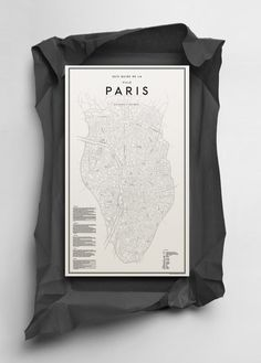 artilleriet: Sneak Peak! David Ehrenstråhle continues to conquer the world. After the 2010 Guide to Manhattan comes the 2012 Guide de la Ville Paris! Artilleriet loves Paris and David Ehrenståhles posters. The poster is available in the store next week. Even now you can order it in webshop. Vive la France!